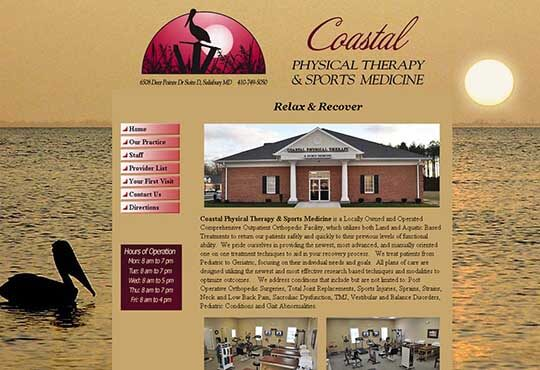 Coastal Physical Therapy & Sports Medicine